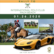 EXOTIC CAR RALLY TO POLO