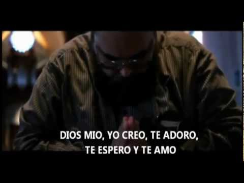 """JESUS ESTA EN EL SUELO """"NO RECIBAS LA EUCARISTIA EN LA MANO"""""""