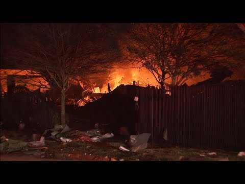 WATCH LIVE: Massive explosion reported in NW Houston