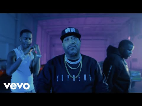 Bun B - In My Trunk (Official Video) ft. Young Dolph, Maxo Kream