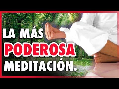 La Mejor Meditación Guiada de la Historia en Poderosa Meditación de Abundancia y Prosperidad