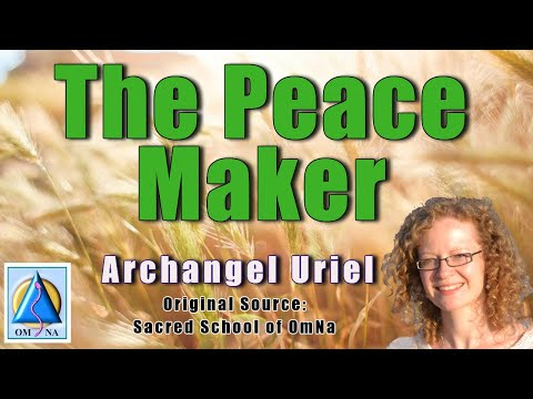 Archangel Uriel The Peace Maker Through Natalie Glasson