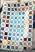 I spy and learning quilt