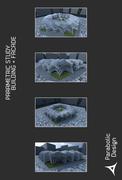 PARAMETRIC STUDY BUILDING + FACADE-03
