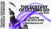 The Ecstasy of Letting Go - Austin