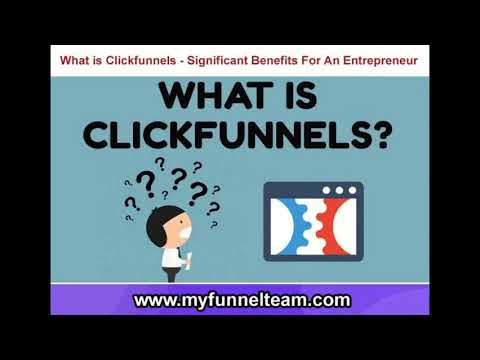 What Is Clickfunnels - Done For You Sales Funnels