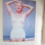 Marilyn Monroe bathing beauty