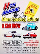 ATHENS SPEEDWAY REUNION AND CAR SHOW