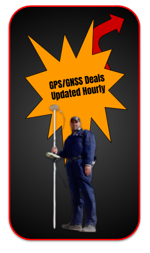 Marketplace Deals for Land Surveyors on GPS/GNSS Equipment