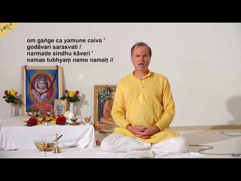 Achamana Mantras - Reinigungs-Mantras - Purification Mantras