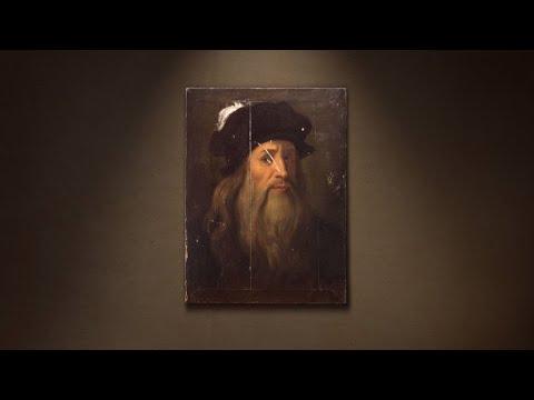 Léonard de Vinci - Le portrait retrouvé - ARTE