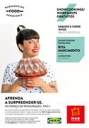 GASTRONOMIA: La Dolce Rita, magia, Queen, Tangerina e Spirulina