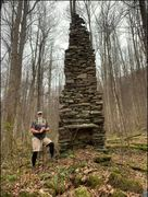 """Jetter Chimney in """"The Brier"""""""