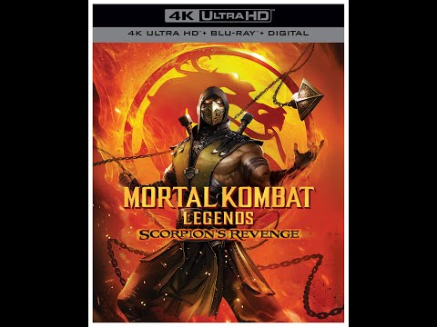 "Trailer - ""Mortal Kombat Legends: Scorpion's Revenge"""