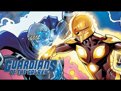 GUARDIANS OF THE GALAXY #1 Trailer   Marvel Comics