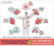 Middle East Patient Get Advantages of Stem Cell Therapy in India