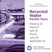 Recycled Water Facility Tour