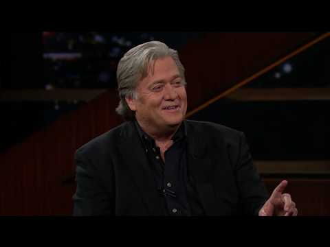 Steve Bannon | Real Time with Bill Maher (HBO)