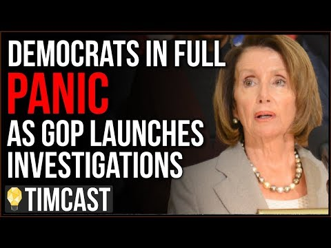 Democrats PANIC As Republicans Launch Formal Investigations Into Biden, Announce MORE To Come
