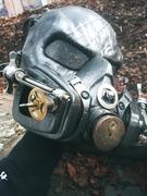 Steampunk Dr. Death Mask
