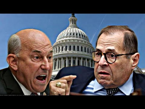 """YOU DESERVE TO BE JAILED"" - Angry Rep. Gohmert COMPLETELY DESTROYS Jerry Nadler on Trump Trial"