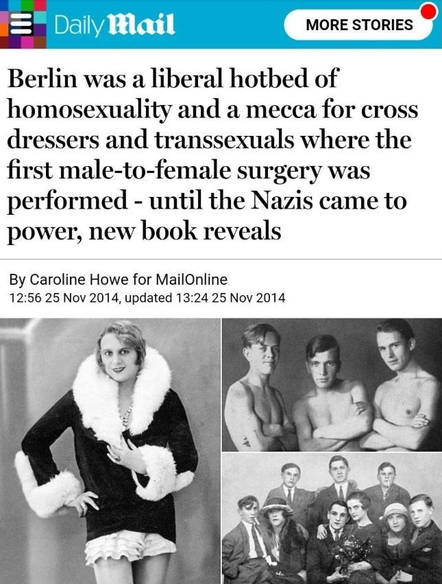 Weimar Berlin - Trans Heaven