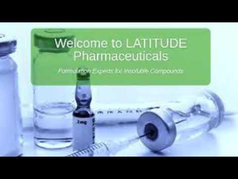 LATITUDE Pharmaceuticals