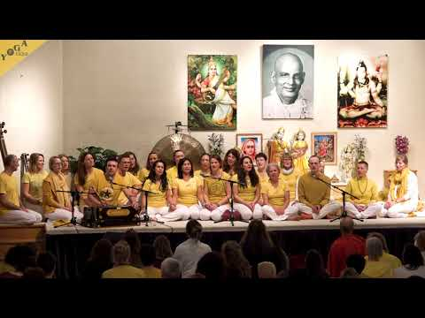 Gayatri Mantra | Om Bhur Bhuvah Svah | by yogateachers from Bielefeld, Bochum and Kassel