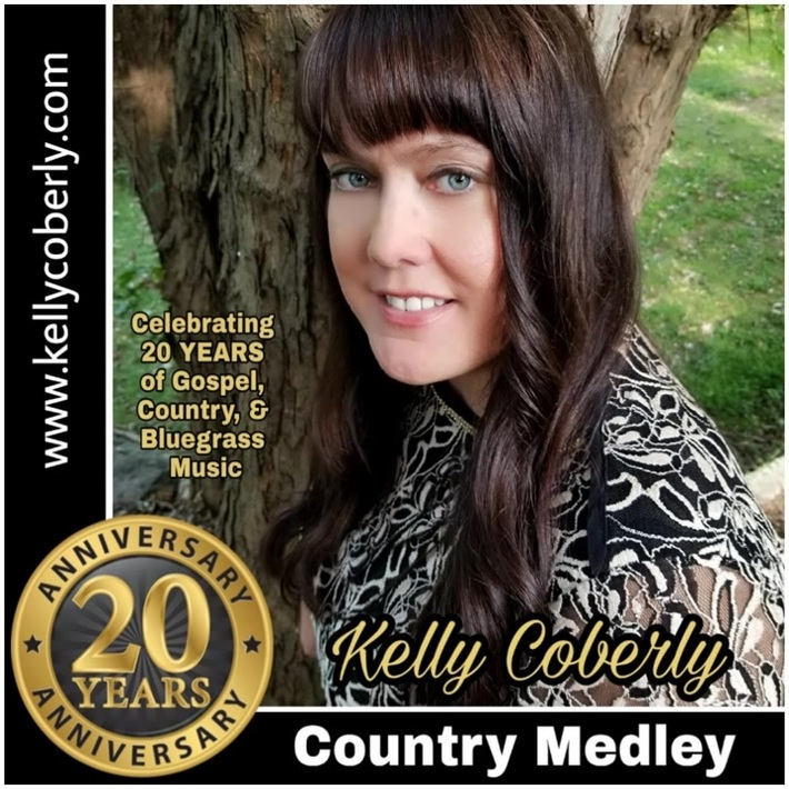 Country Medley - Kelly Coberly