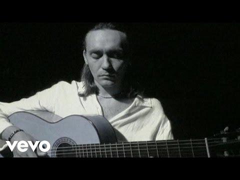 Vicente Amigo - Tres Notas Para Decir Te Quiero (Video)