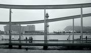 Γέφυρα Rambla del Mar,Barcelona.
