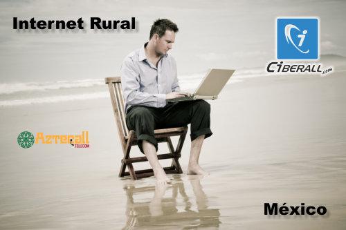 Internet Rural México