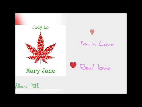 Jody Lo - Mary Jane [Official Lyric Video]