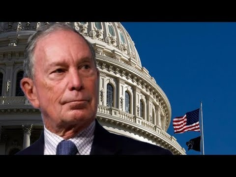 Can You Buy The Presidency? Bloomberg's Definitely Trying