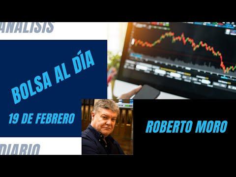 Video Análisis con Roberto Moro: Análisis índices, pendientes del coronavirus y resultados empresariales