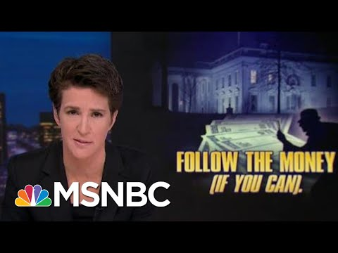 Trump Financial Records prove him to be a criminal. Rachel Maddow | MSNBC