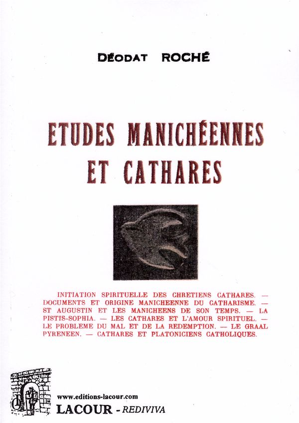 1562851844_livre.etudes.manicheennes.et.cathares.deodat.roche.aude.cathares.editions.lacour.olle