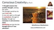 Conscious Creativity Meditation