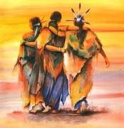 The Native American Woman