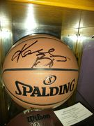 Likely not Genuine: Lakers Kobe Bryant signed autographed official game basketball with Coa $510