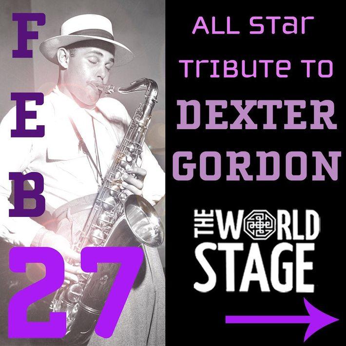 Tribute To DEXTER GORDEN Project