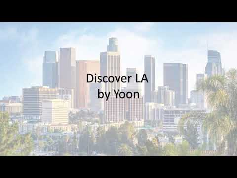 Discover LA by Yoon