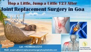 Hop a little, jump a little 123 after Joint Replacement Surgery in Goa