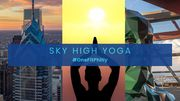 Sky HIgh Yoga at One Liberty