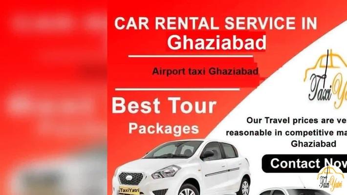 Cab Service in Ghaziabad - TaxiYatri