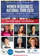 Women in Business National Tour 2020 @ SMU