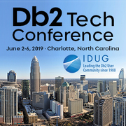IDUG 2019 Db2 Tech Conference in Charlotte, North Carolina