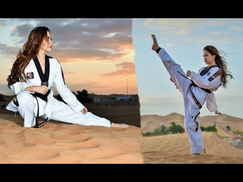 Best FEMALE Martial Artists!