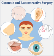 What are the important things we need to know about Reconstructive and Cosmetic surgery