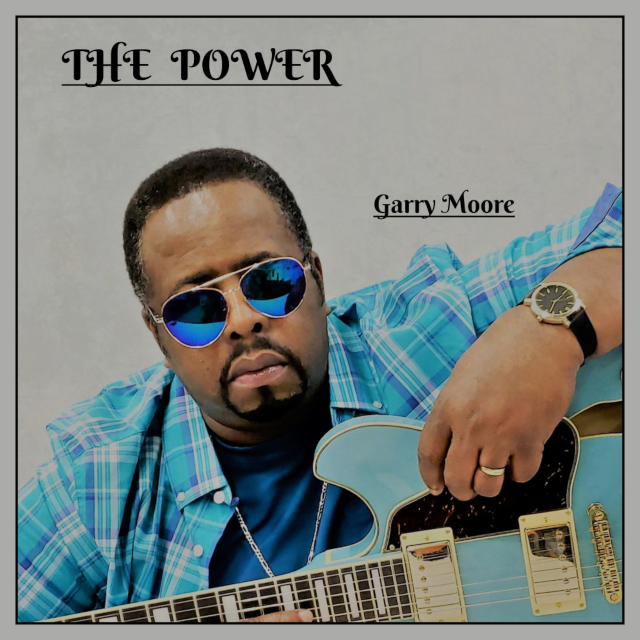 The Power - Garry Moore - Album Cover - Jan 2020